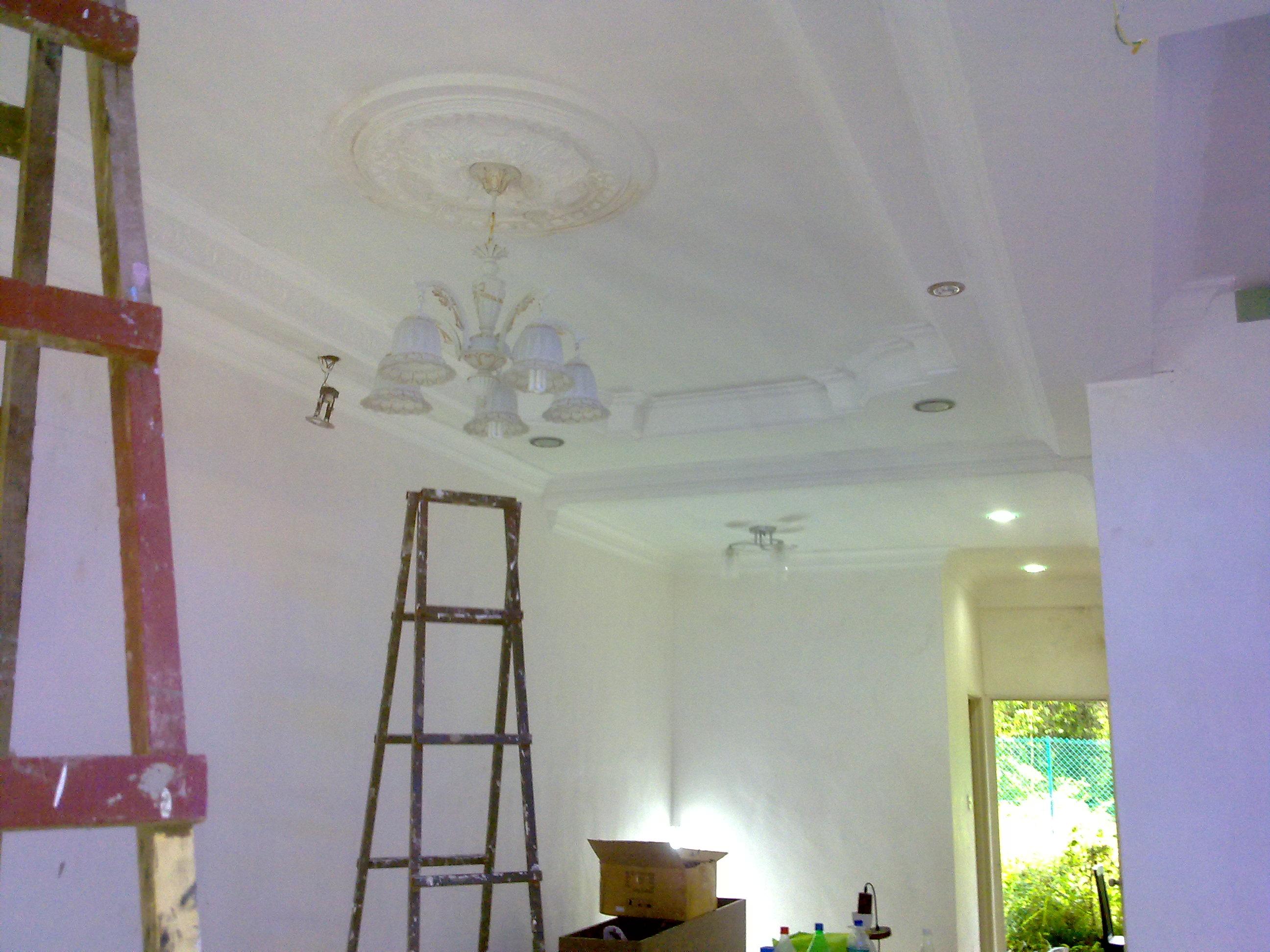 plaster siling sabah